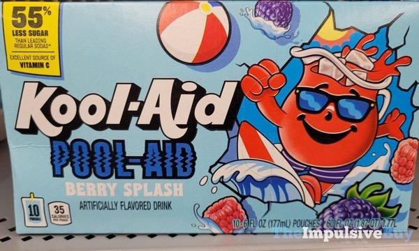 Kool Aid Pool Aid Berry Splash