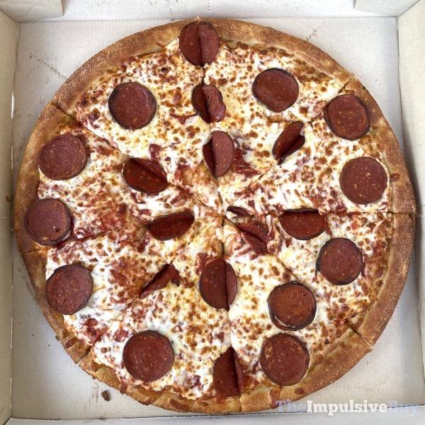 Little Caesars Planteroni Pizza Whole