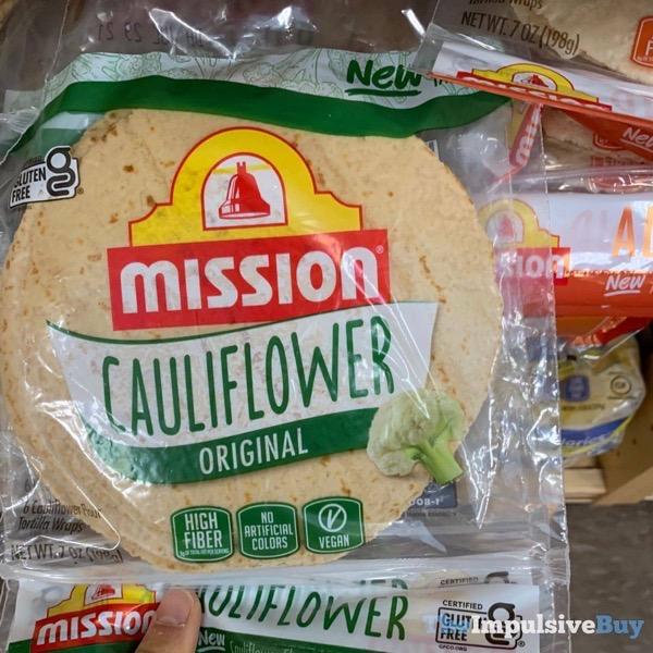 Mission Original Cauliflower Tortilla Wraps