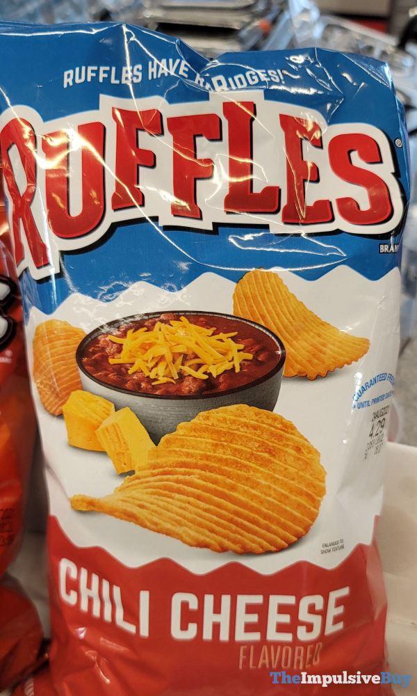 Ruffles Chili Cheese Potato Chipsse Potato Chips