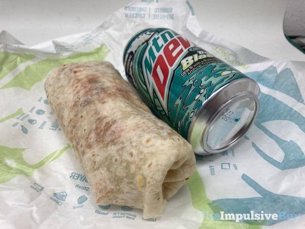 Taco Bell Loaded Fries Burrito Girth
