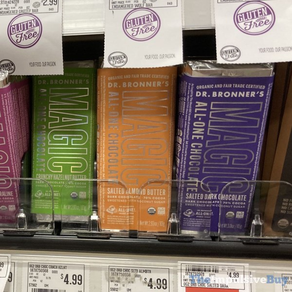 Dr Bronner s Magic All One Chocolate Bars 2