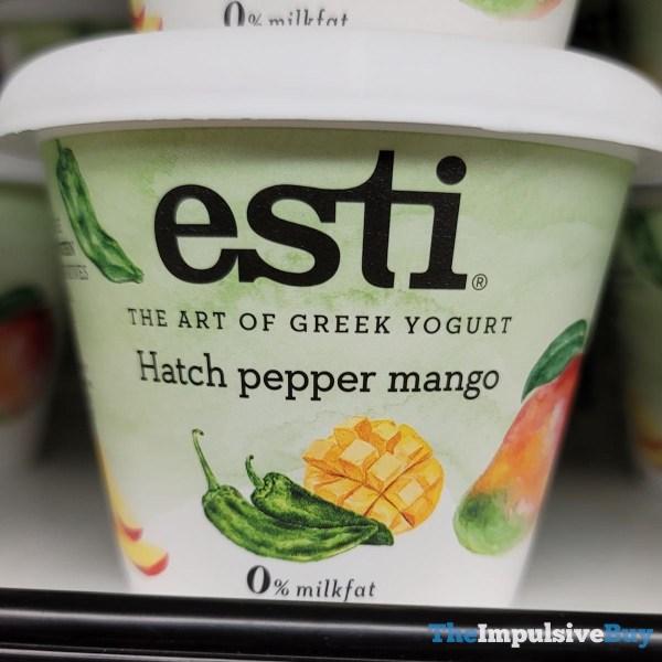 Esti Hatch Pepper Mango Greek Yogurt