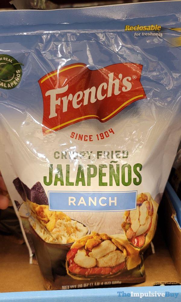 French s Ranch Crispy Fried Jalapenos