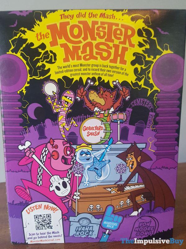 Monster Mash Cereal Band