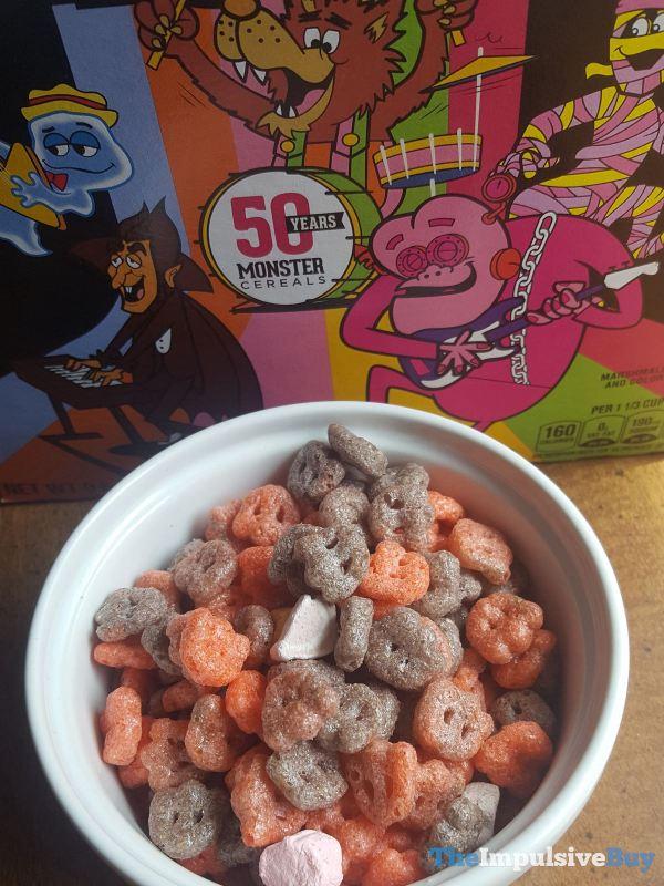 Monster Mash Cereal Bowl