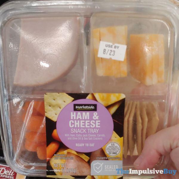 Marketside Ham  Cheese Snack Tray