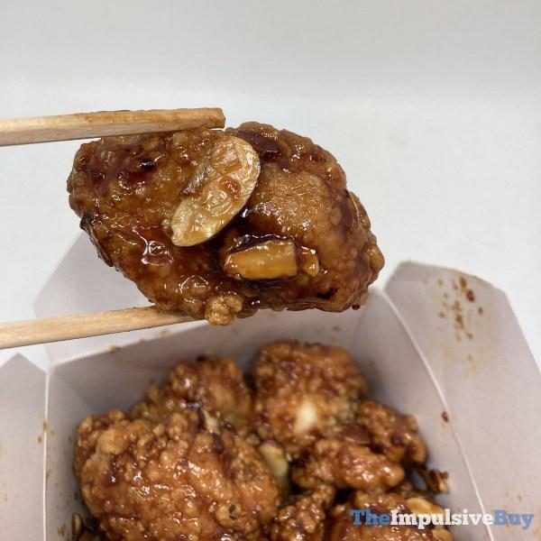 Panda Express Crispy Almond Chicken Breast Chopstick