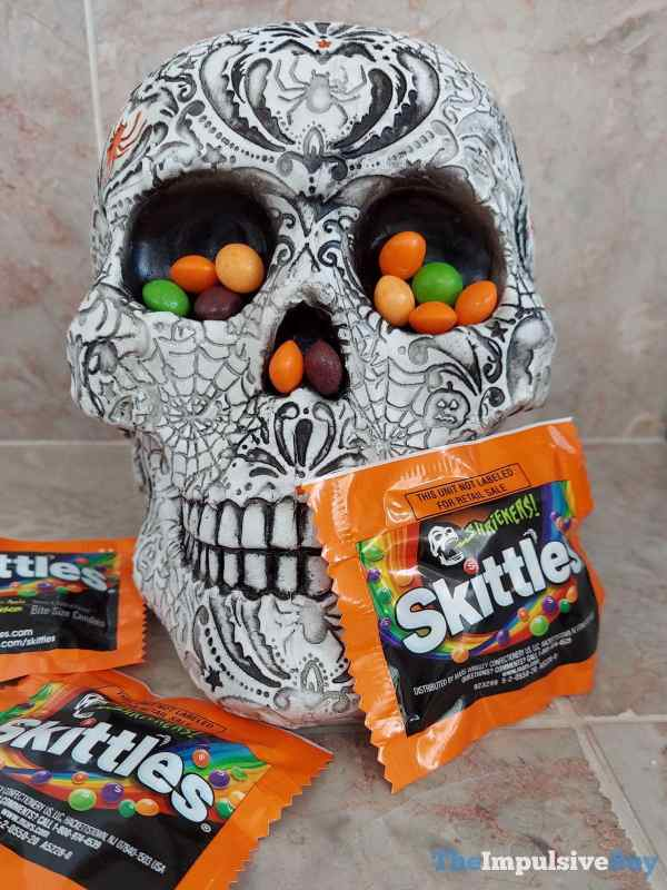 Skittles Shriekers Skull