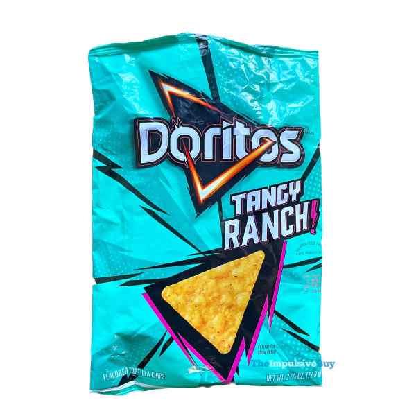 Tangy Ranch Doritos Bag