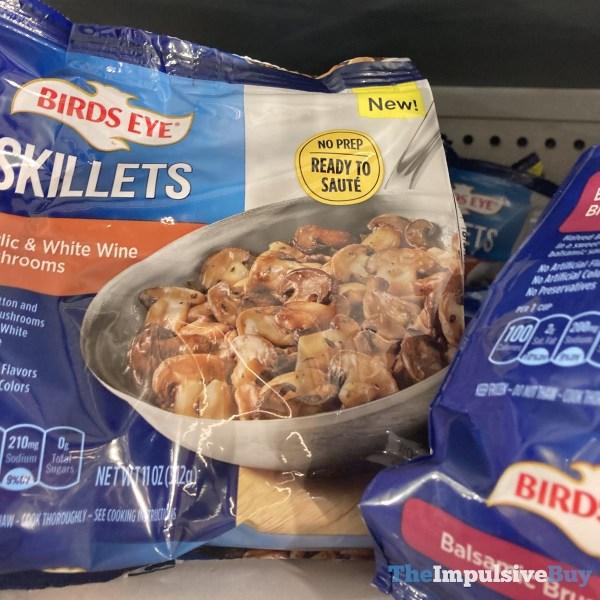 Birds Eye Skillets Garlic  White Wine Mushrooms