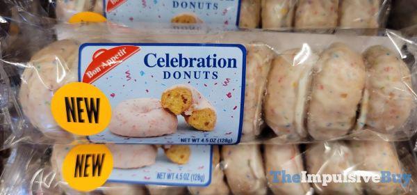 Bon Appetit Celebration Donuts