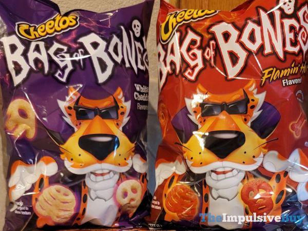 Cheetos Bag of Bones Tin Design  1