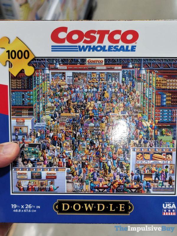 Costco Jigsaw Puzzle 1000 Pieces