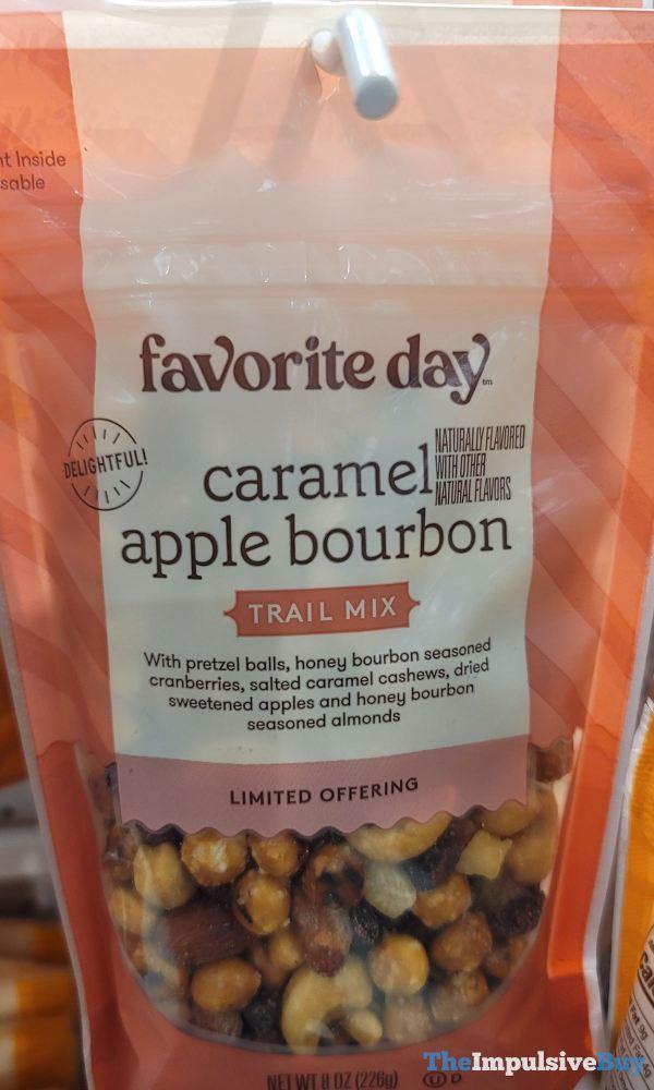 Favorite Day Caramel Apple Bourbon Trail Mix