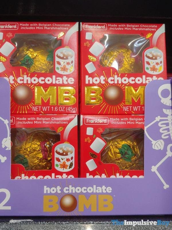 Frankford Halloween Hot Chocolate Bomb