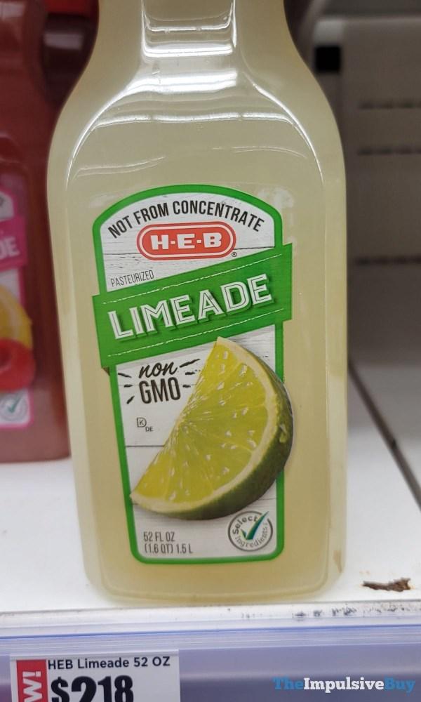 H E B Limeade