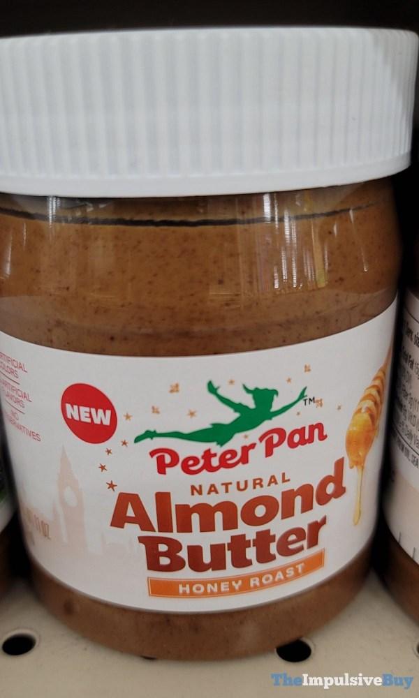 Peter Pan Honey Roast Natural Almond Butter
