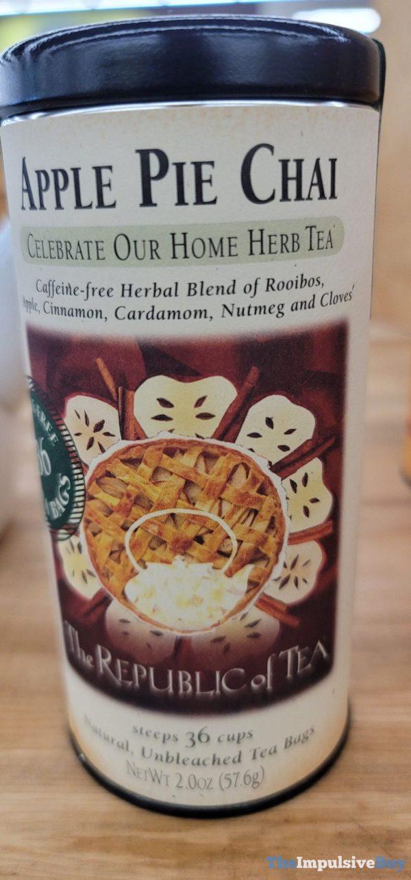 The Republic of Tea Apple Pie Chai