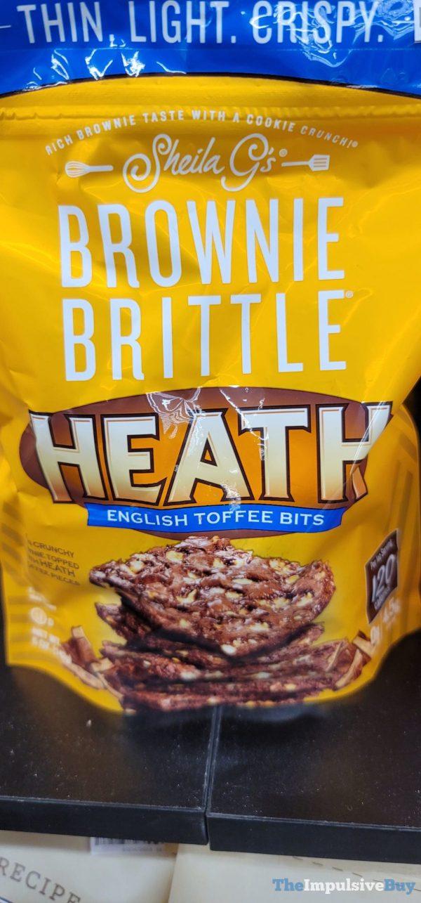Sheila G s Heath Brownie Brittle