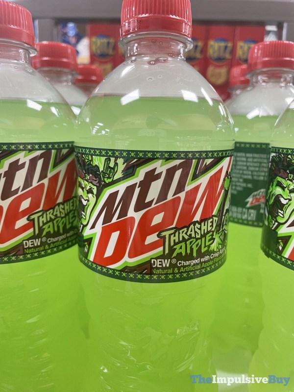 Thrashed Apple Mtn Dew