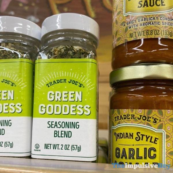 Trader Joe s Green Goddess Seasoning Blend