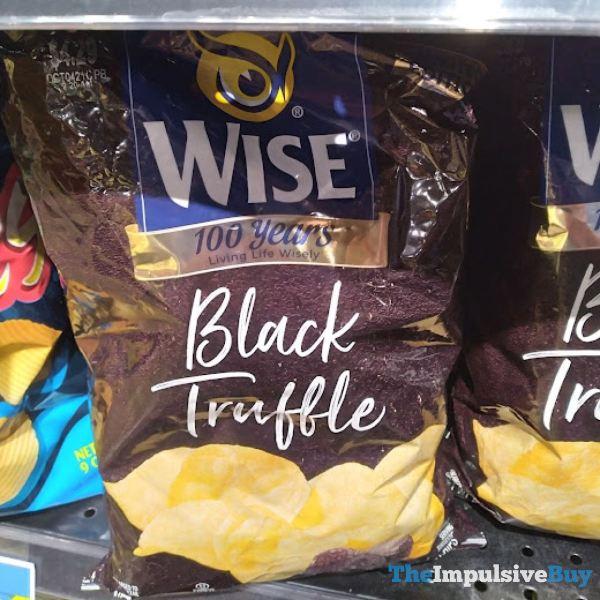 Wise Black Truffle Potato Chips
