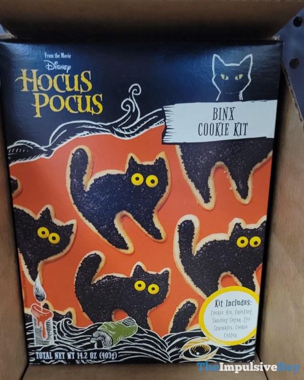Disney Hocus Pocus Binx Cookie Kit