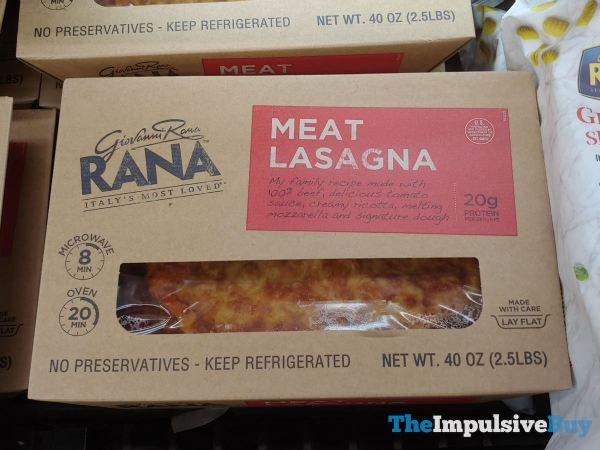 Rana Meat Lasagna