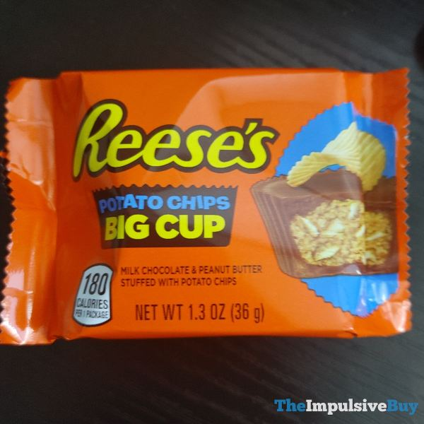 Reese s Potato Chips Big Cup