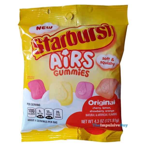 Starburst Airs Gummies Bag