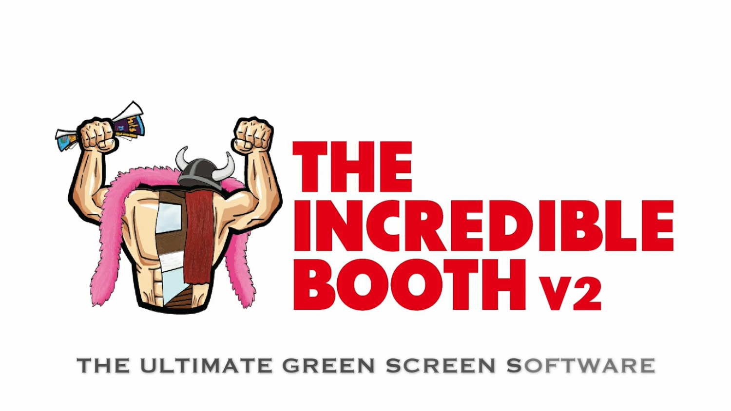 The Incredible Booth Green Screen Software
