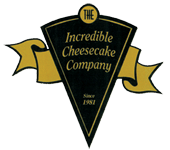 the incredible cheesecake company logo