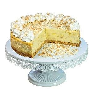 Mango Cream Cheesecake
