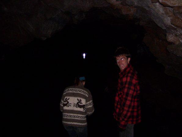 Lava Tubes, Iceland