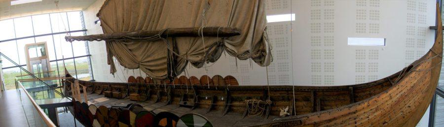 Viking Longboat, Viking Museum, Keflavik, Iceland