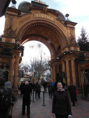 Entrance to Tivoli