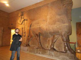 Assyrian Winged Bull Gateway