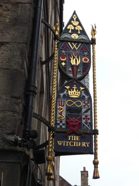 The Witchery.