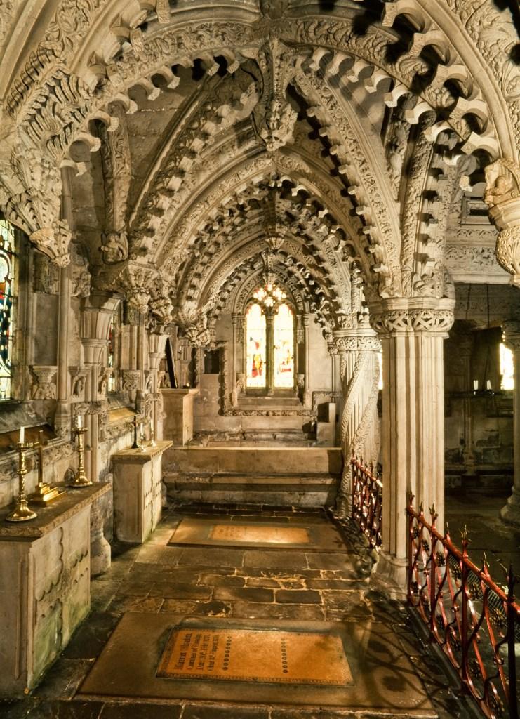The Lady Chapel http://www.littlesnowdon.co.uk/2013/rosslyn-chapel/