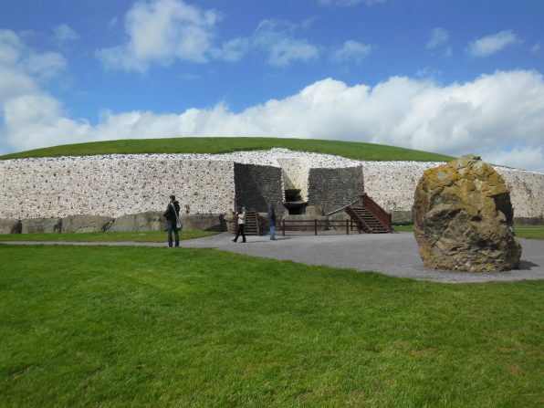 The Site of Newgrange