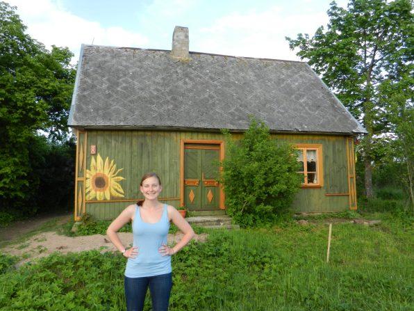 A quaint little cottage