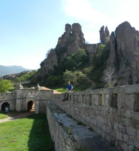 The Mountain Fortress of Belogradchik