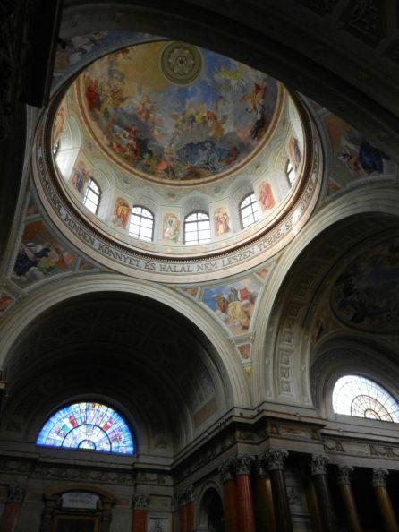 Inside St. John's Basilica