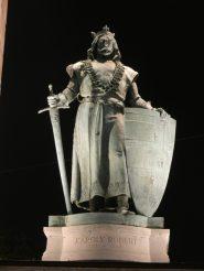 Károly Róbert, first King of Hungary and Croatia