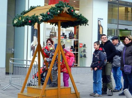 A Christmas Wish, Brno, Czech