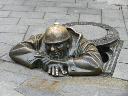 Rubberneck, Bratislava, Slovakia