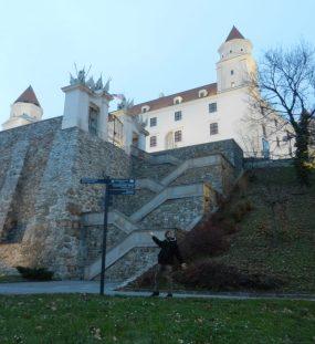 Introducing Bratislava!