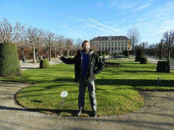 Kammergarten at Schönbrunn Palace, Vienna, Austria