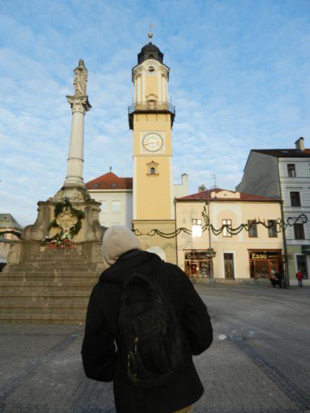 Clocktower, Banská Bystrica, Slovakia